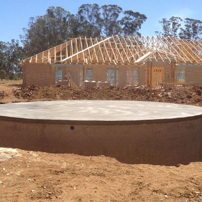 Concrete Tanks High Quality Concrete Water Tanks Poured